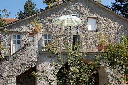La Casina: hübsches Häuschen - Sesta Godano - Dům