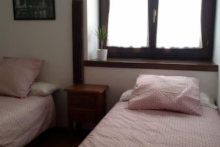 Acogedora habitación en el Valle de Aran - Betren