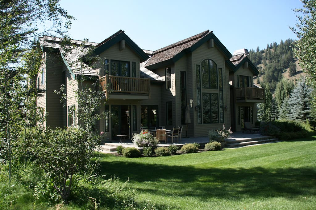 Gorgeous Sun Valley Home For 8 Houses For Rent In Sun Valley Idaho United States