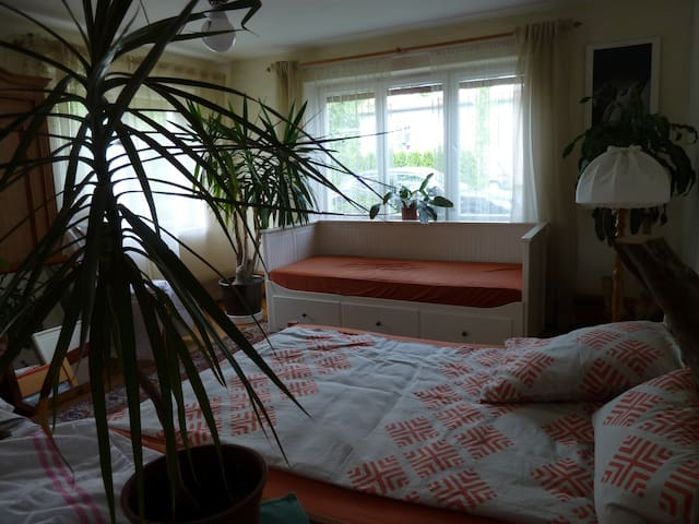 schöne, helle Wohnung im Alläu, Bergsicht, sonnig - Wangen im Allgäu - Apartamento