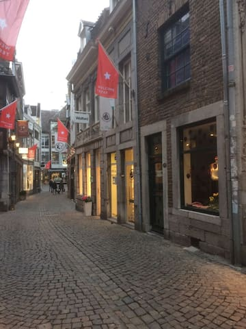 Budget price in the historic center of Maastricht - Maastricht - Byt