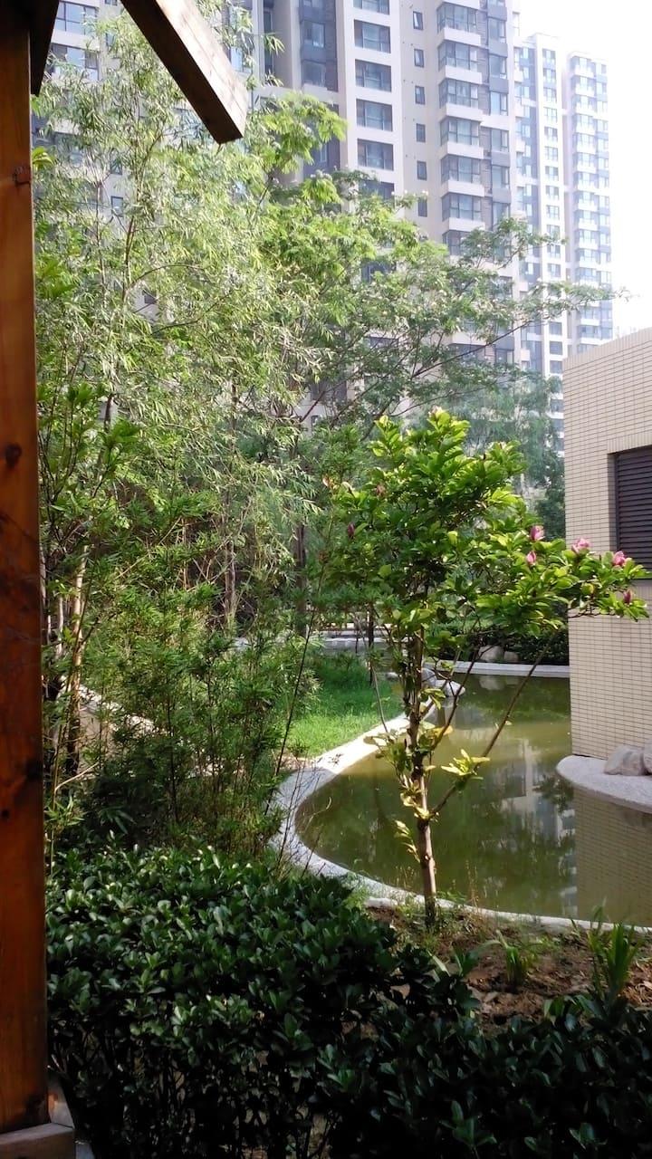 北京新天地公寓Jane