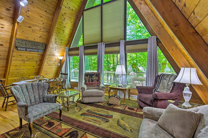 Whitecap Mtn Village Chalet: Explore WI Waterfalls