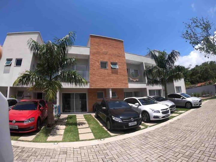 FLAT MARESIAS condomínio fechado - Casa 8