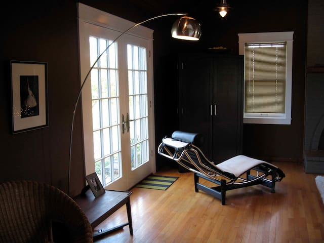 Bedroom/bath in shared house near Kenyon College - Mount Vernon - Talo
