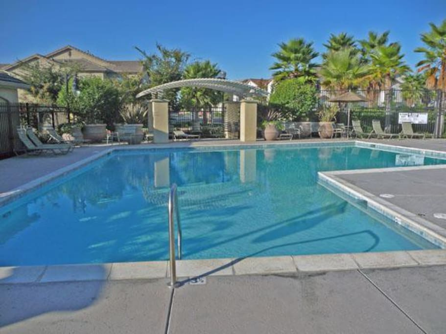 Very Desirable Tranquil Community with Incredible Swimming Pool and Jacuzzi open year-round