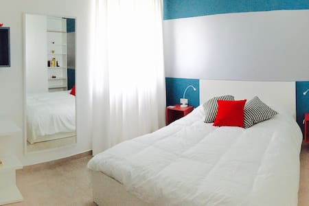 Double Bedroom close to University - San Ġwann