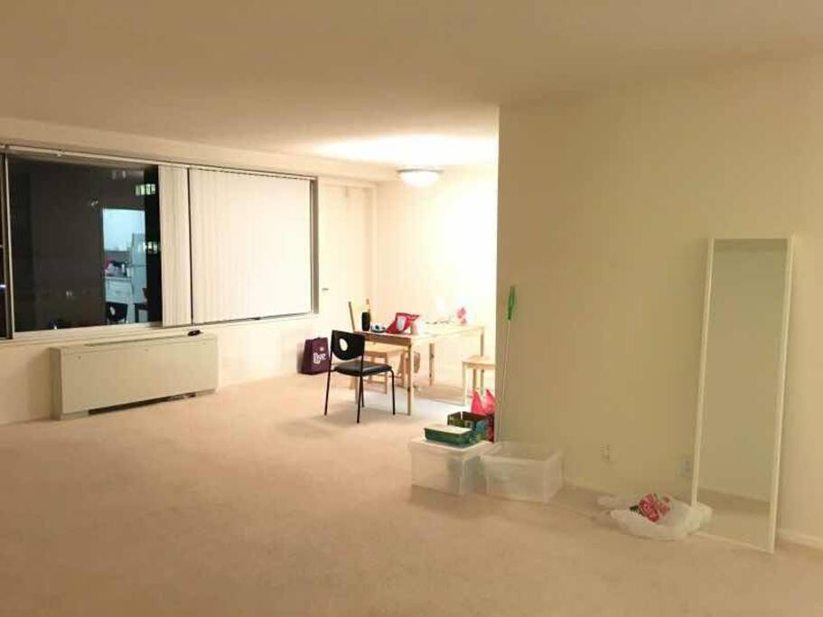 living room. plenty of space