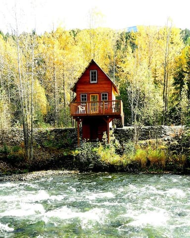 Alaska Forest & Trail - River Cabin 2