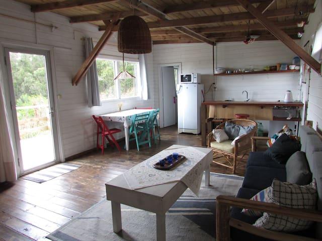 Casa Savia. La Pedrera -Punta Rubia.