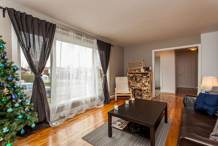 Clean West-Island Room for 2! - Montréal