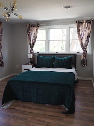 Private studio in single family home