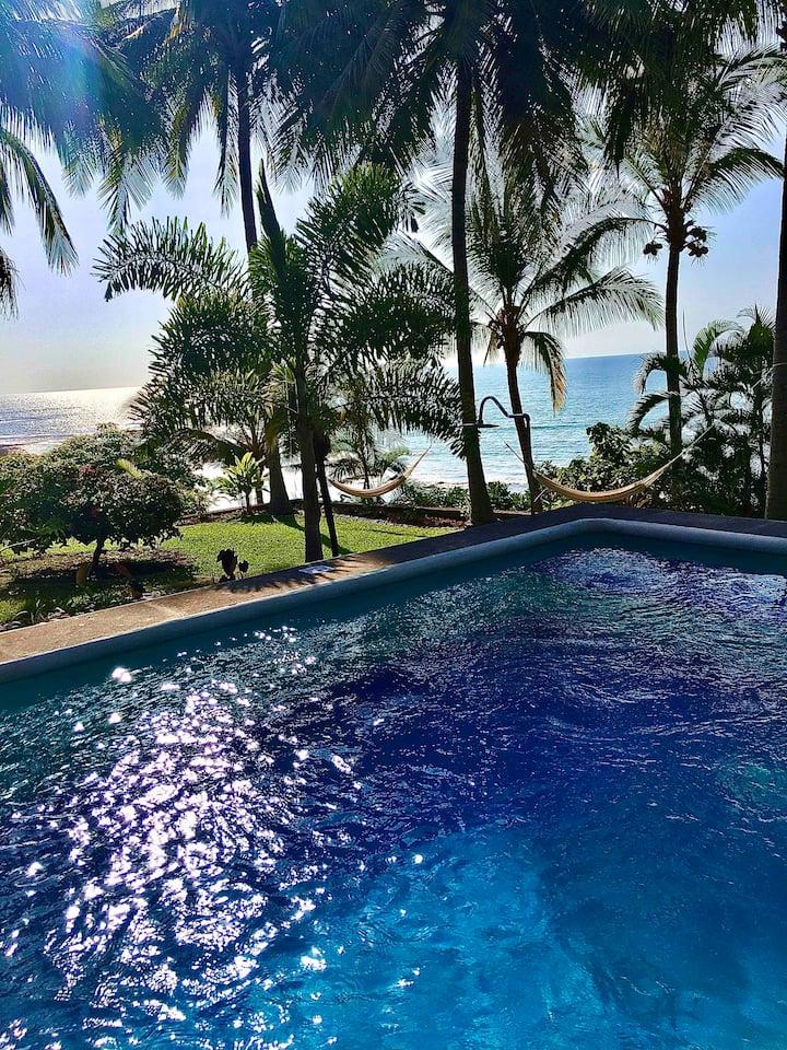 Casa Karina, Spectacular Ocean View Pool Oasis