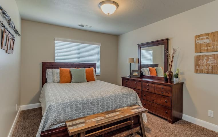 Private room in Vernal Utah for one person