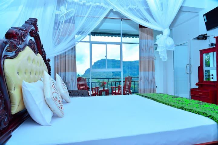 La monatagna resort - comfortable mount view room