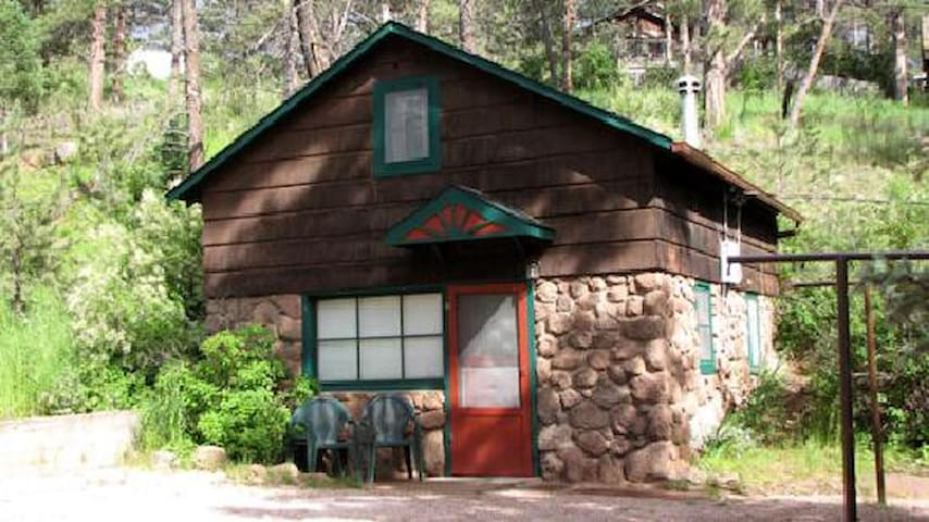 Pikes Peak Cottage Rental