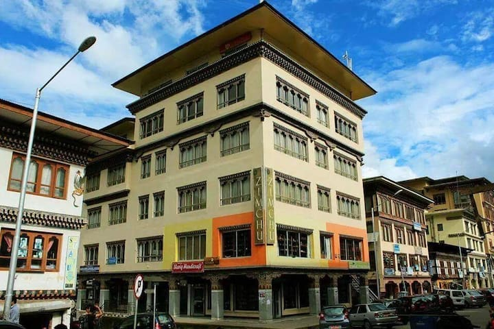 Tara Inn Apartments - Thimphu - Lägenhet