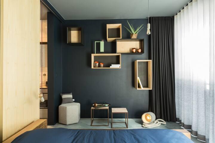 Room 'Emile' - B&B Graaf.