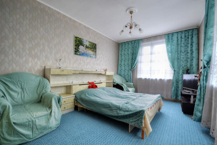 Апартаменты в Алтуфьево / Winter Tale