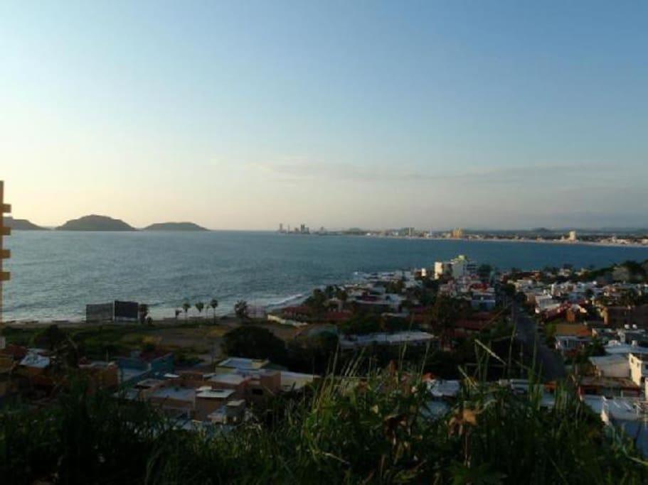 Los mejores atardeceres de la ciudad disfrútalos en tu terraza.