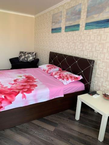 Уютная  чистая квартира в центре города