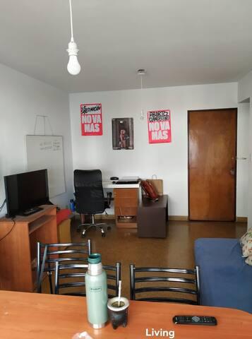 Alquilo habitación en departamento