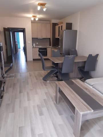 Cozy apartment at central location