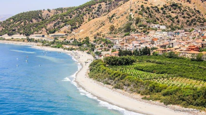 Fuga in Calabria - Palizzi - Huis