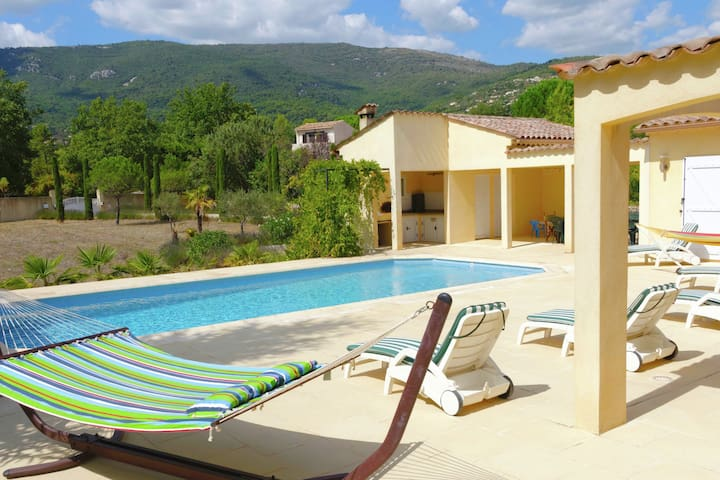 Gorgeous Villa in Seillans with Private Pool