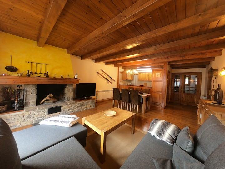 Apartamento ideal para familias
