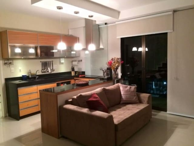 Duplex no melhor ponto de Itaipava - Itaipava - Apartament