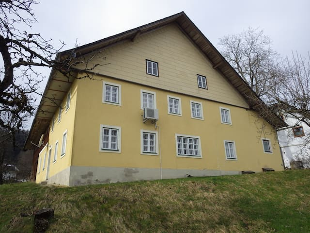 Sehr rustikales Bauernhaus im Hausruckviertel - Arming