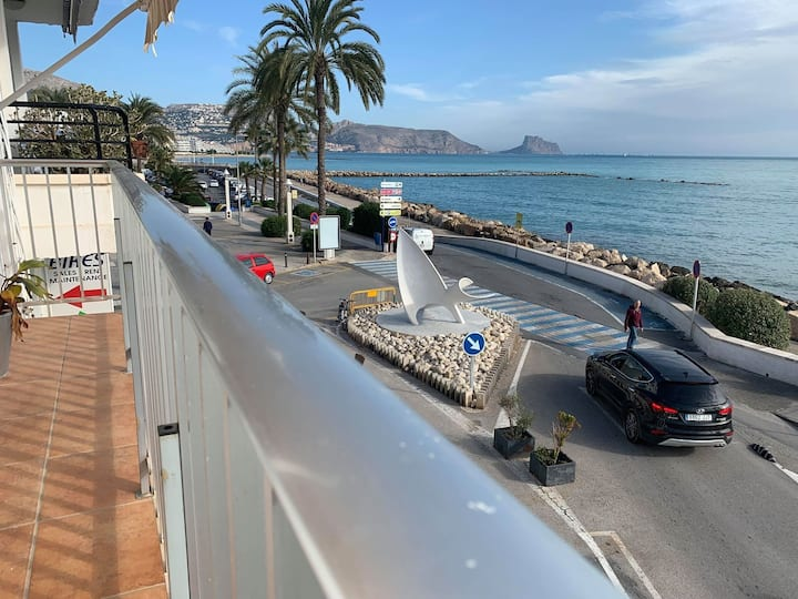 Welcome to Apartment San Pere in Altea COVID FREE