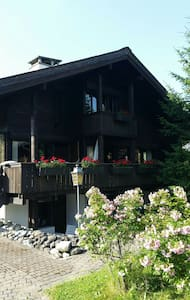 GSTAAD entire chalet city centre - Saanen - Casa