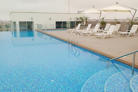 Nice ocean view apartment - San Miguel - Apartament