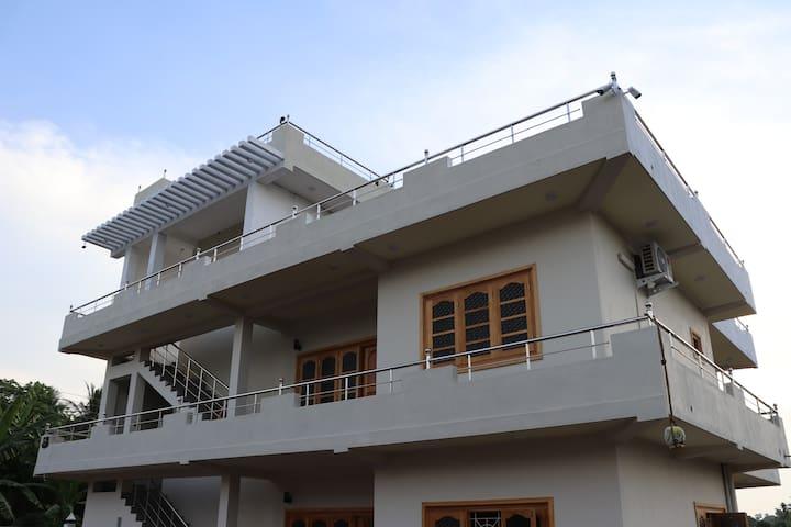Scenic Village Home in Jaffna