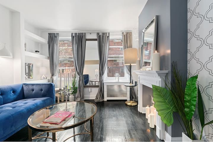 Beautiful stylish studio in Midtown