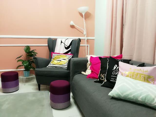 Sweet Dreams Homestay @ Tanjung Malim