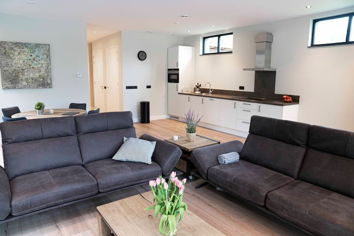 Beautiful fully equipped apartment Reusel