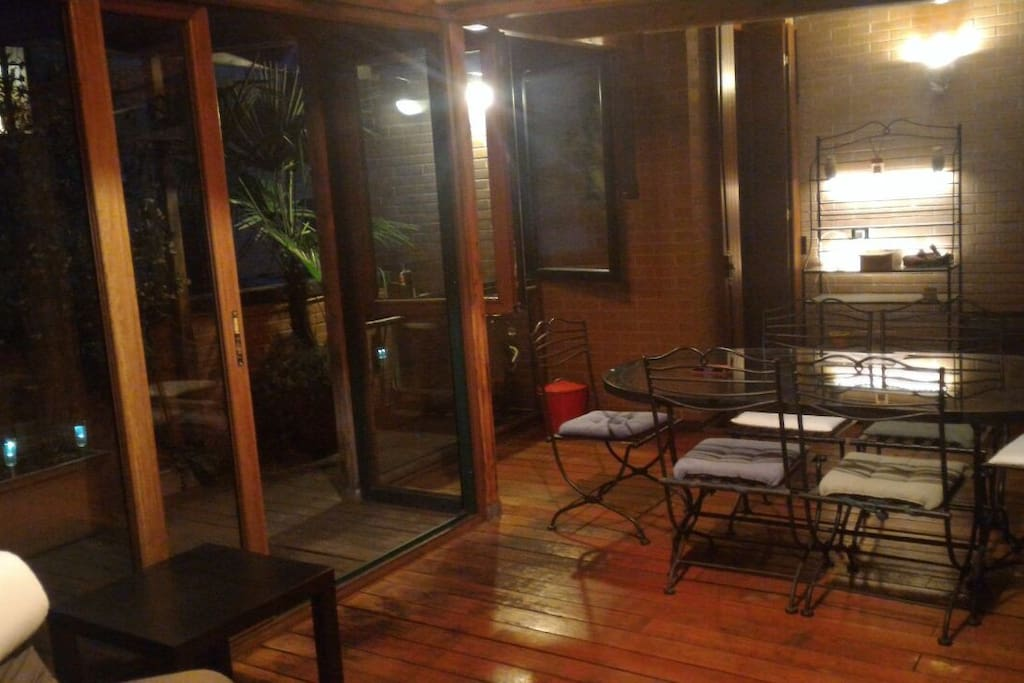 Terrace in porta romana apartments for rent in milano - Bed and breakfast porta romana milano ...