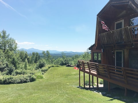 Mountain View Chalet