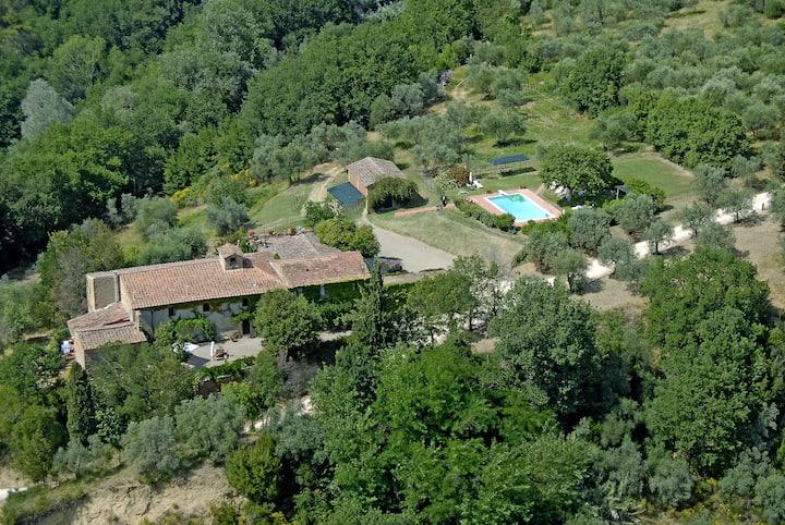 Pace, natura e relax tra le colline del Chianti