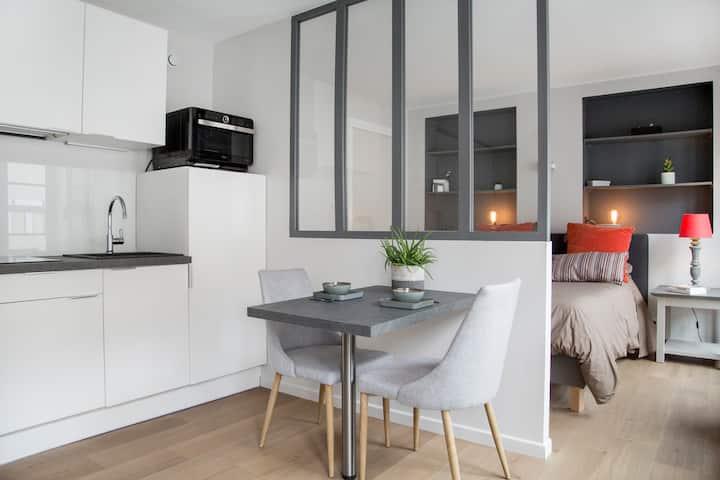 Lille  hyper centre  , appartement design