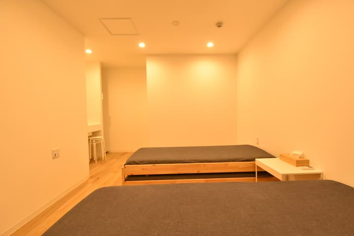 203  wifi 18 min to Shinjuku, 2 min walk station