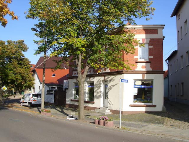 Gästehaus Reinker in Bad Dürrenberg - Bad Dürrenberg - Departamento