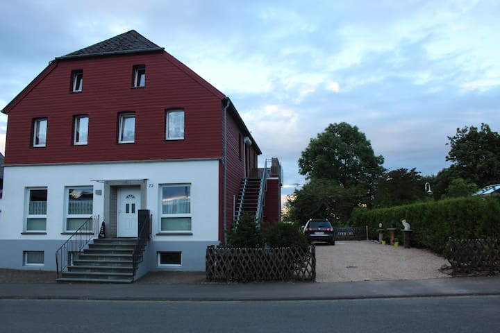 Beautifull Appartement in the Eifel ( Udenbreth )