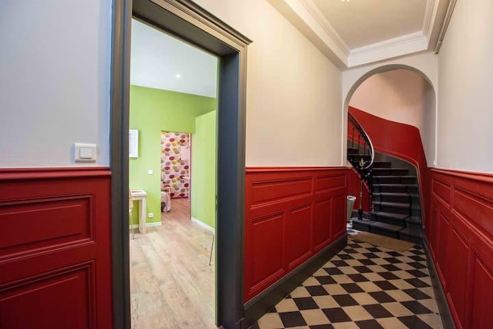 Appartement deux-pièces La Bastide