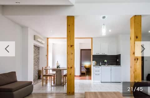 Plitvice: apartament z widokiem