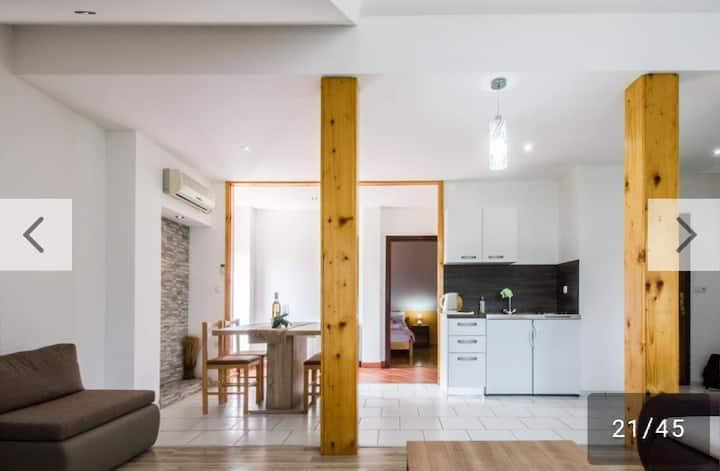 Plitvice: apartman s pogledom