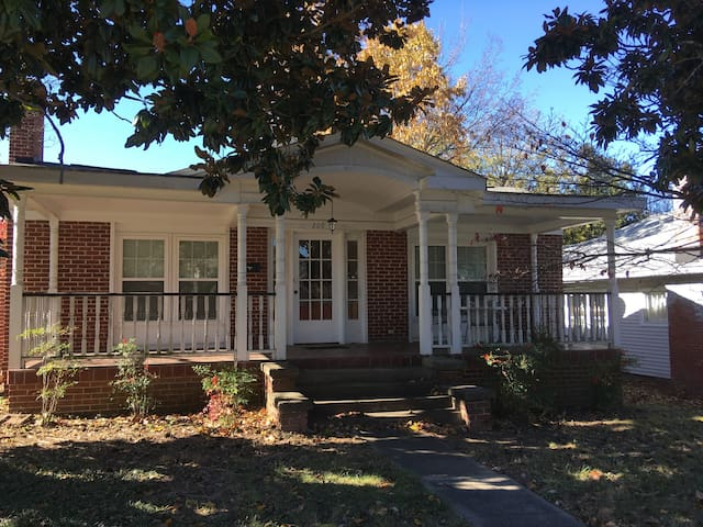 Home near downtown Greensboro, colleges